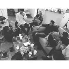 """""""The most Intense game of Catchphrase ever played."""" --Brett Dalton."""