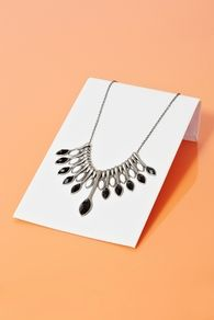 On The Fringe Necklace
