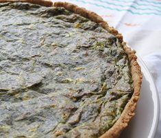 Tarta de primavara cu ricotta si spanac Ricotta, Pie, Desserts, Food, Torte, Tailgate Desserts, Cake, Deserts, Fruit Cakes