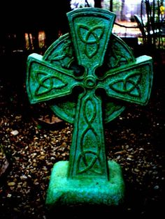 Celtic Cross, probably in Ireland, Wales, or Scotland.