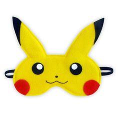Máscara para Dormir Pikachu - Pokemon