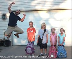 13 Hilarious Back to School Photo Ideas - One Crazy House