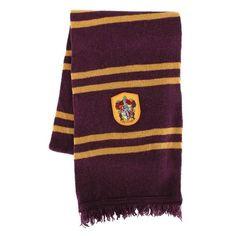 Echarpe Harry Potter Ecole Gryffondor Deluxe
