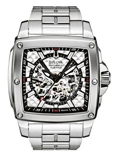 Bulova Mechanical BVA Men's Watch
