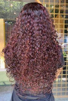 Red Highlights, Hair, Strengthen Hair, Red Streaks