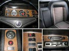 Ford Capri Mk1 2600 GT - Interior