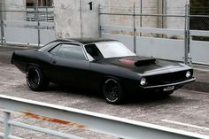 Plymouth Barracuda...real nice. ...