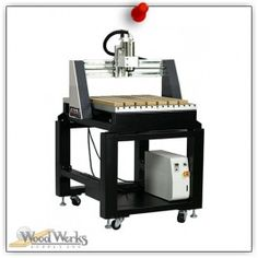 "Axiom AutoRoute 4 Pro. Industrial electro-spindle performance in a compact machine. 24"" x 24"" working envelope"