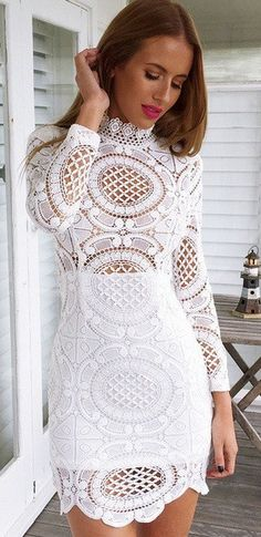 DRESS: http://www.glamzelle.com/collections/whats-glam-new-arrivals/products/balmania-mischa-mermaid-song-crochet-laces-dress-2-colors-available