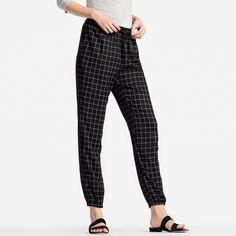 [ Uniqlo, Women's Drape Pants - $20 ]