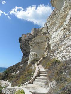 Bonifacio - Korsika - Frankreich