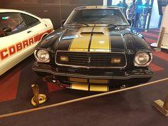 Interclassics Mecc Maastricht 2017 Ford Mustang