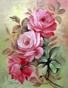 Stunning pastels