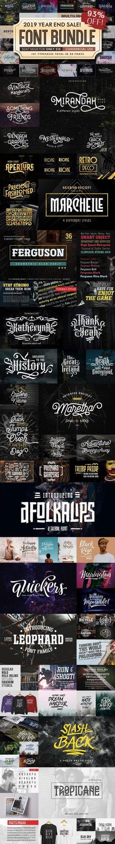 Font Bundle 2019 | 93%OFF #truetype #monolinefont #artnouveau #photography #opentypefont #BestScriptFonts #ScriptFonts #bundle #swash #font #brush #typeface #retro #handmadefont #header #strong #flowyfont #truetype #cursivefont Cursive Fonts, Typography Fonts, Typography Design, Lettering, Wedding Fonts, Wedding Invitations, Victorian Fonts, Farmhouse Font, Open Type