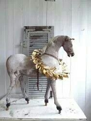 Horses, horses...