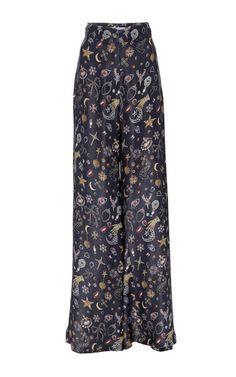 Camedrio Wide Leg Pants by VIVETTA for Preorder on Moda Operandi