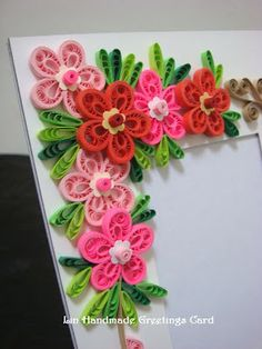 823 best my quilling projects images quilling, paper flowers