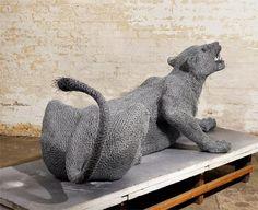 Esculturas de arame