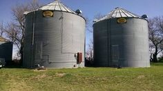Grain Bins (2) 10,000 for sale by owner on Heavy Equipment Registry. http://www.heavyequipmentregistry.com/heavy-equipment/14426.htm