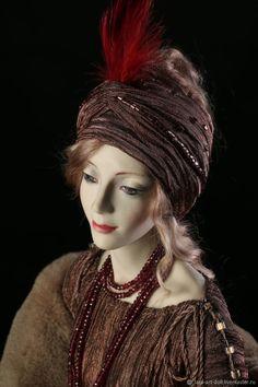 Купить Бланш. Кукла из фарфора в интернет магазине на Ярмарке Мастеров