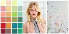 Strahlend schöner Frühlingstyp: Farben, Kleidung