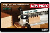 Leigh D4R dovetail jig. There are more versatile options on the market (Woodrat, Routerboss…) but this Leigh is very nice for 90% of dovetail work.