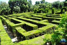 Quiz de la semana: ¿Dónde encontramos este laberinto? Quiz of the week: Where do we find this maze?