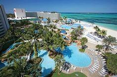 Sheraton- Nassau Beach Resort. Bahamas