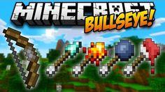 Bullseye Mod - minecraft mods 1.10.2 : Bullseye mod adds a handful of new arrow types, ranging from fire arrows that ca ...     http://niceminecraft.net/tag/minecraft-1-10-2-mods/