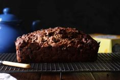 A traditional Irish tea brack, perfect for celebrating St. Easy to make and great for school lunch boxes or afternoon tea. Irish Recipes, My Recipes, Tea Brack Recipe, Easy Focaccia Recipe, Irish Tea, Mixed Fruit, Best Tea, Quick Bread, Bread Baking