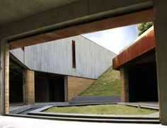 villa in Rizhao, Shangdong (China) I The enclosed yard - #aplusabeijing