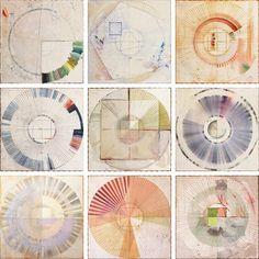 San Francisco Color Wheels 1-9, 2012