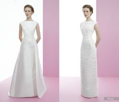 ebano #miquelsuay #bridalcollection Formal Dresses, Wedding Dresses, Bridal, Fashion, Confident Woman, Curves, Princess, Women, Bridal Dresses