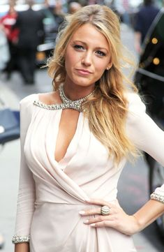 Stunning Blake Lively