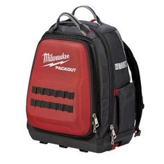 Milwaukee 48-22-8301 48 Pockets PACKOUT Backpack | Acme Tools
