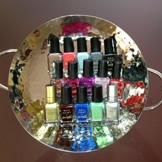 Bowl of Barry M's by Linda Barry M, Personal Taste, Nail Polish, Nails, Collection, Style, Finger Nails, Swag, Ongles