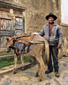 Like stepping back in time, Peru.