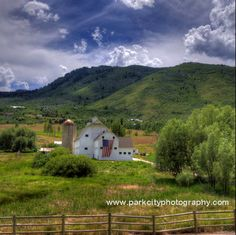 Another beautiful day in Park City, Utah.
