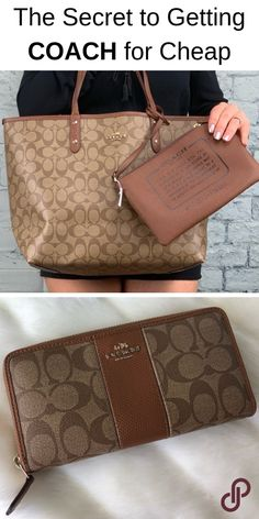73ad17eb99 Find authentic Coach purses and wallets up to 70% off when you shop on  Poshmark