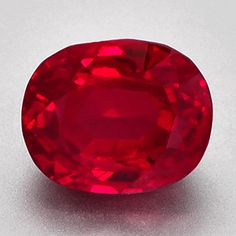 Unheated Burma Ruby 2.52 cts, VVS1, AGL certified no heat.