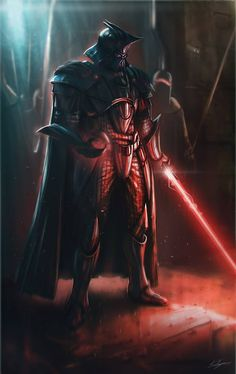 vader redesign C17 K by Kailyze.deviantart.com on @DeviantArt