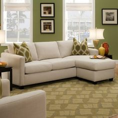 Time Square Sectional Sofa.