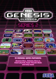 Not found the ideal games to download in series 1? Check out series 2 as well.