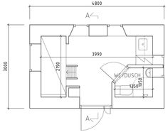 Lund Apartment - Floor Plan