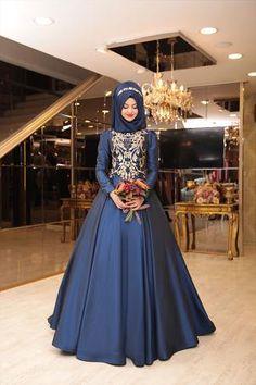 Tesettür Abiye modelleri - Moda Nilay
