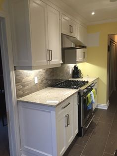 photo of Kitchen Renovation from a SKY Kitchen Cabinets Ltd review ...