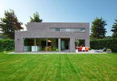 HERTSBERGE: alleenstaande moderne woning