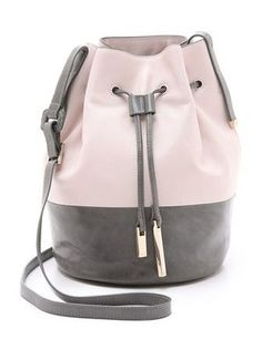 Halston Heritage Bucket Bag