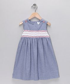 cute gingham dress for toddlers