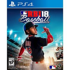 Just added to PlayStation 4 on Best Buy : R.B.I. Baseball 18 - PlayStation 4
